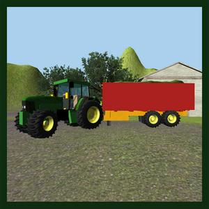 play Tractor Simulator 3D: Silage