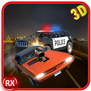 play Traffic Police Chase: Violation Ticket Challan