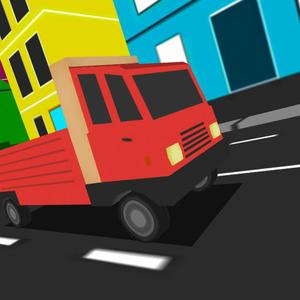 play Traffic Racer : Blocky