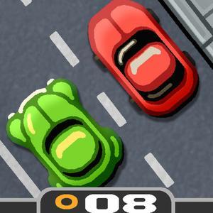 play Traffic Rush
