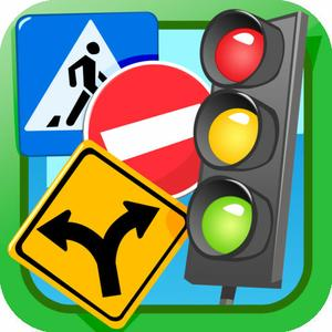 play Traffic Signs Test