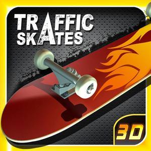play Traffic Skate 3D