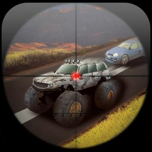 play Traffic Sniper: Car Shooter 3D Full