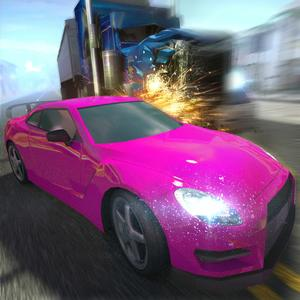 play Traffic: Illegal Road Racing - Street Speed Car Racer With Need For Rivals - Real & Endless Race Game 3D