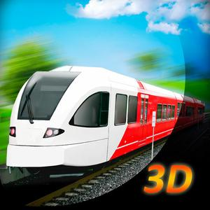 play Train Driver Simulator 3D Full