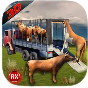 play Transport Truck: Farm Animals And Cattles