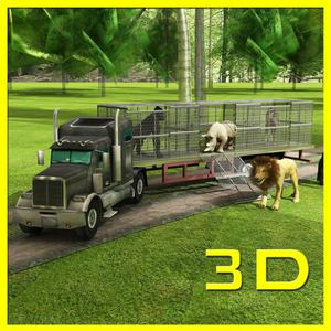 play Transport Truck: Wild Animals