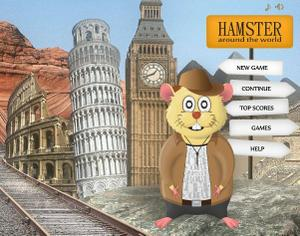 Hamster: Around The World game