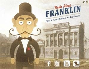 Franklin: Bank Alone game