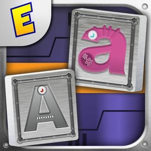 play Alphabet Robots Mahjong 2
