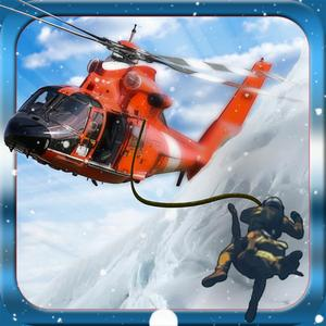 play Alpine Rescue Helicopter Sim