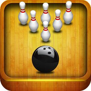 play Amazing Bowling 3D - The Striker Arcade Game