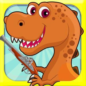 play Amazing Dino Gunner Dash