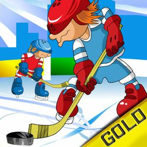play Block The Puck - The Hockey Goalie Real Simulation Game - Gold Edition