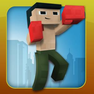 play Blocky Boxer - Steel Fist Punch Distruction