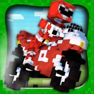 play Blocky Superbikes Race Game - Free Cube City Moto Racing