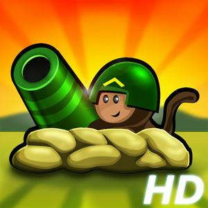 play Bloons Td 4 Hd