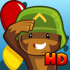 play Bloons Td 5 Hd