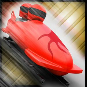play Bobsleigh Fast Winter Race : The Infinite Speed Sport Ice Track - Free Edition