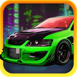 play Classic Car City Race 3D