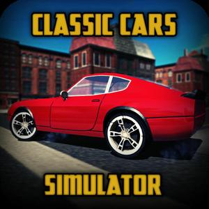 play Classic Cars Simulator 3D 2015 : Old Cars Sim With Extream Speeding And City Racing