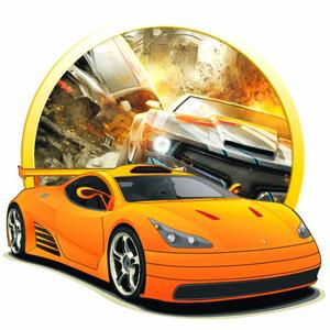 play Classic Combat Car Racing Challenge