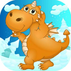 play Clever Dino – A Highly Addictive & Fun Jumping Trick Puzzle Game