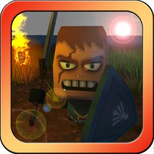 play Dungeon Breaker Pro - Mini Battle Fury Of Zombie Hack And Slash Full Version