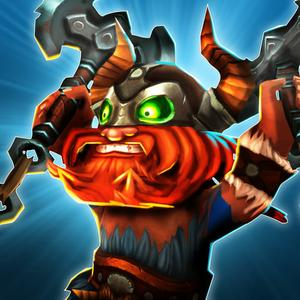 play Dungeon Run: Age Of Gold And Fire Clans