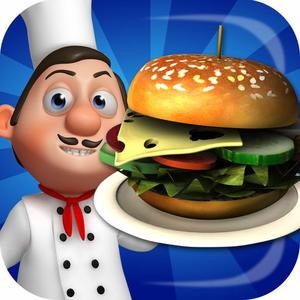 play Food Court Fever: Cafeteria Super Chef Sandwich Restaurant Scramble Free