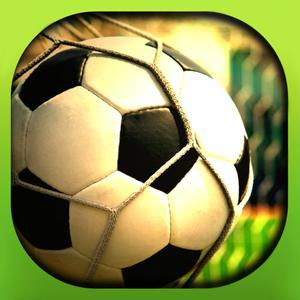 play Football Super Shoot Mania - The Flick Soccer Finals - Free Edition