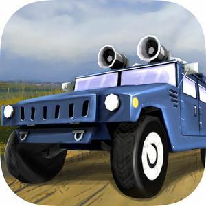 play Force Truck Traffic Race 3D