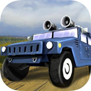 play Force Truck Traffic Race 3D Deluxe