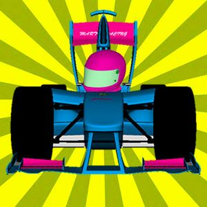 play Formula Toon Racing