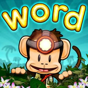 play Monkey Word School Adventure