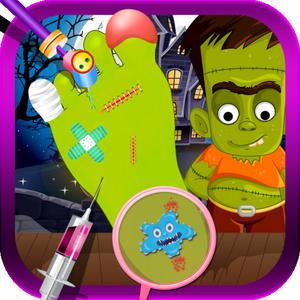 play Monster Foot Doctor – Kids Hospital Game