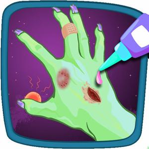 play Monster Hand Doctor