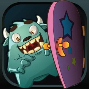 play Monster In My Closet - Find Which Door The Monsters Hiding Behind Inc. 6 Different Doors