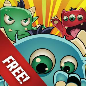 play Monster Mayhem - An Adventure Free Game For All