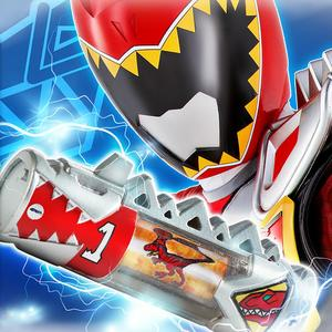 play Power Rangers Dino Charge Scanner