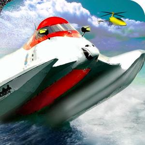 play Powerboat Racing Hd - Full Version