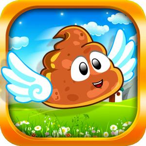 play Smelly Poo Bird In A Flappy World