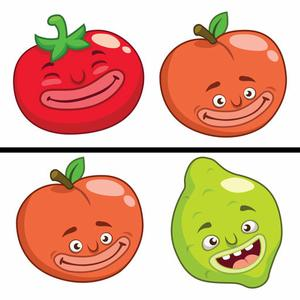 play Smile Fruit - Find Similar One