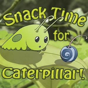 play Snack Time For Caterpillar