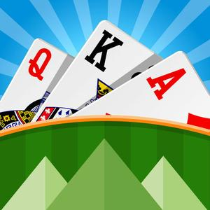 play Tripeaks Solitaire By Mobilityware