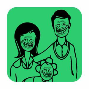 play Troll Face! - The Awesome Face Bomb And Creepy, Troll Like A Boss