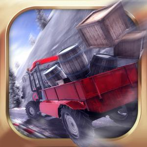 play Truck Driver Uphill :Offroad