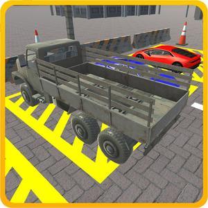 play Truck Park 3D