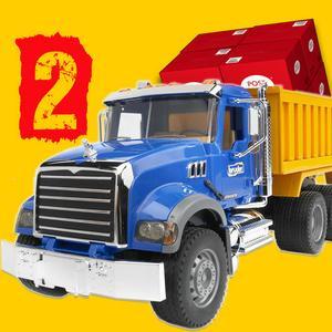 play Trucker Transporter 2 - Parking Simulator