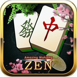 play Amazing Mahjong: Zen